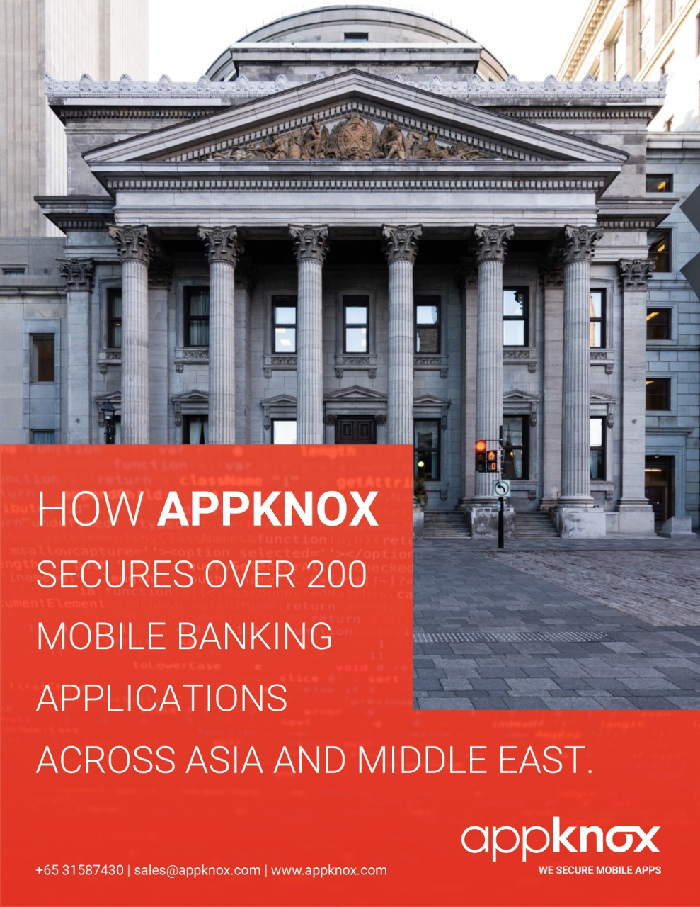 Appknox banking white paper