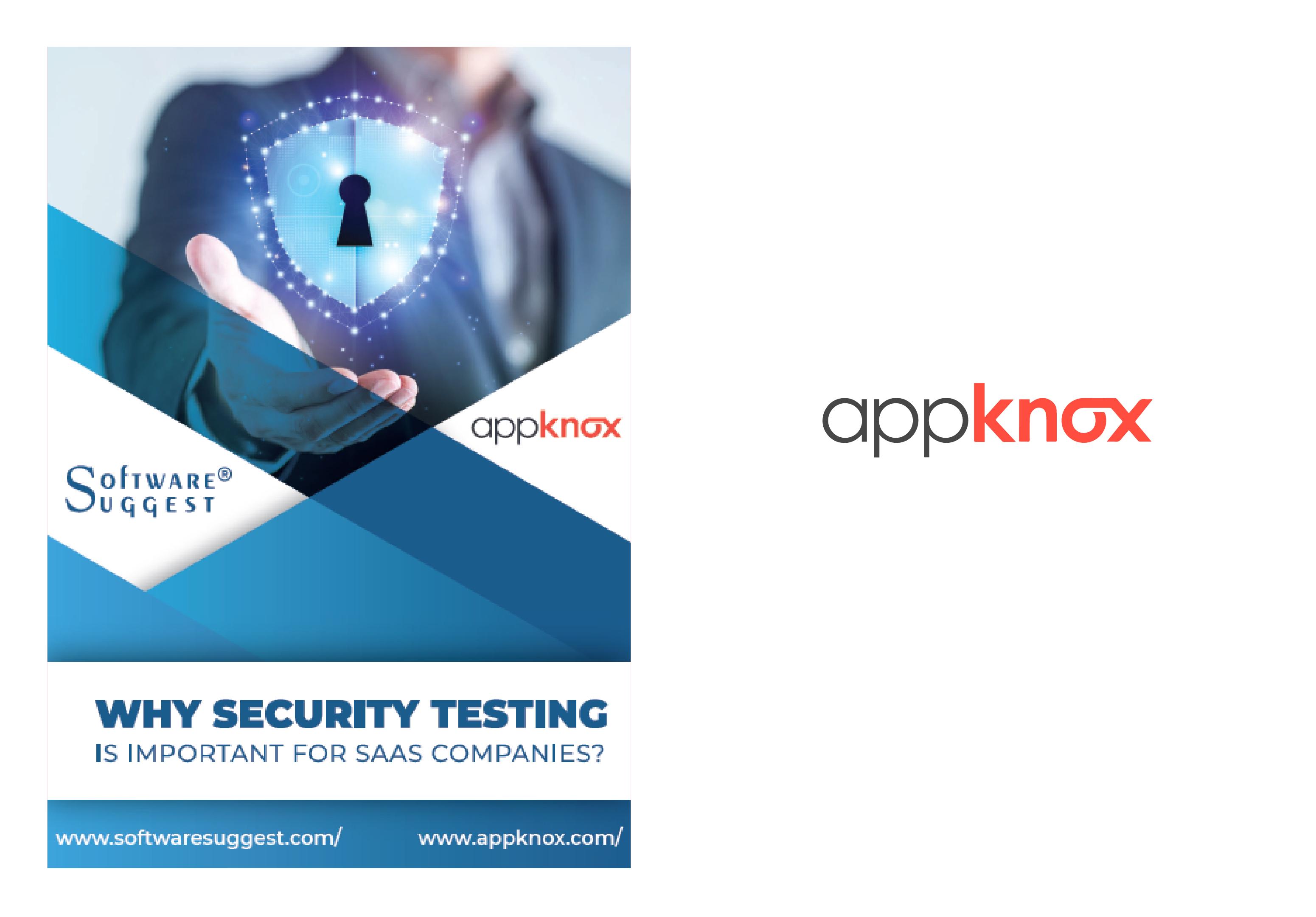 WHITE PAPER - Software Suggest - Appknox Saas Security handbook-01