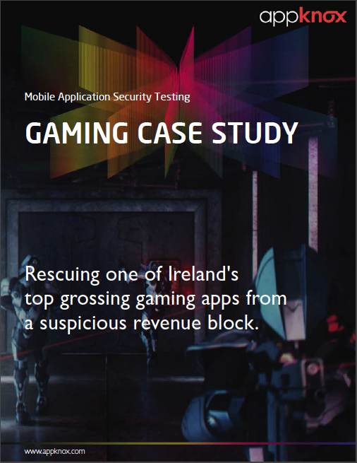 Mobile Application Security Testing Case Study Gaming-1